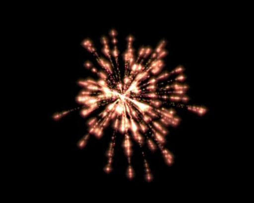 Cool Fireworks Live Wallpaper