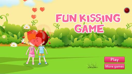 楽しいキスゲーム