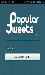 Popular Tweets Pro - screenshot thumbnail