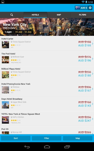 Stay Tonight Hotel booking