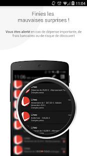 Linxo - mon budget, ma banque - screenshot thumbnail