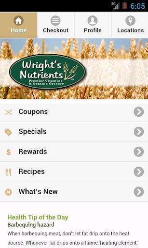 Wright's Nutrients