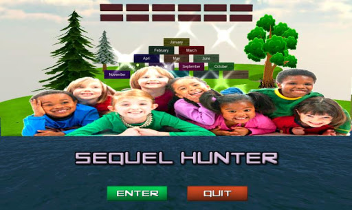 Sequel Hunter For Kids Pro
