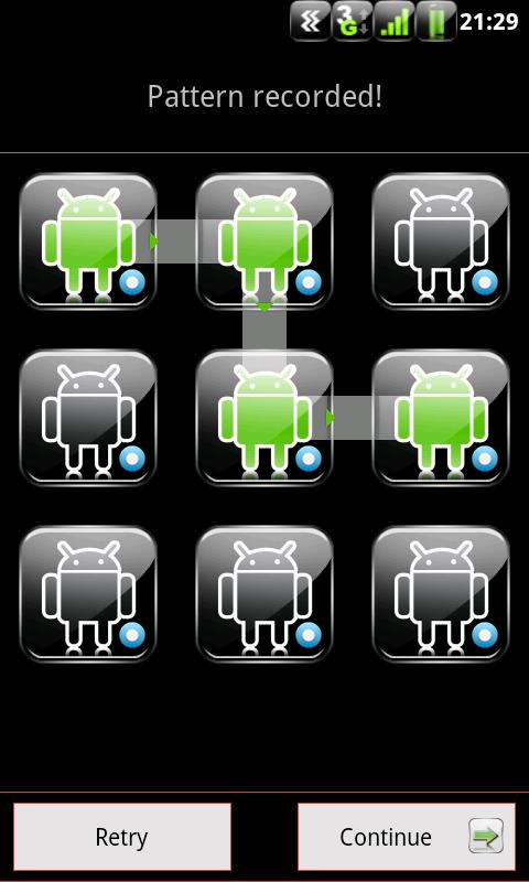 Anastasdroid Color - CM7 Theme- screenshot