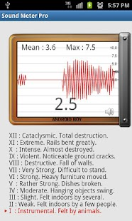 Sound Meter Pro - screenshot thumbnail