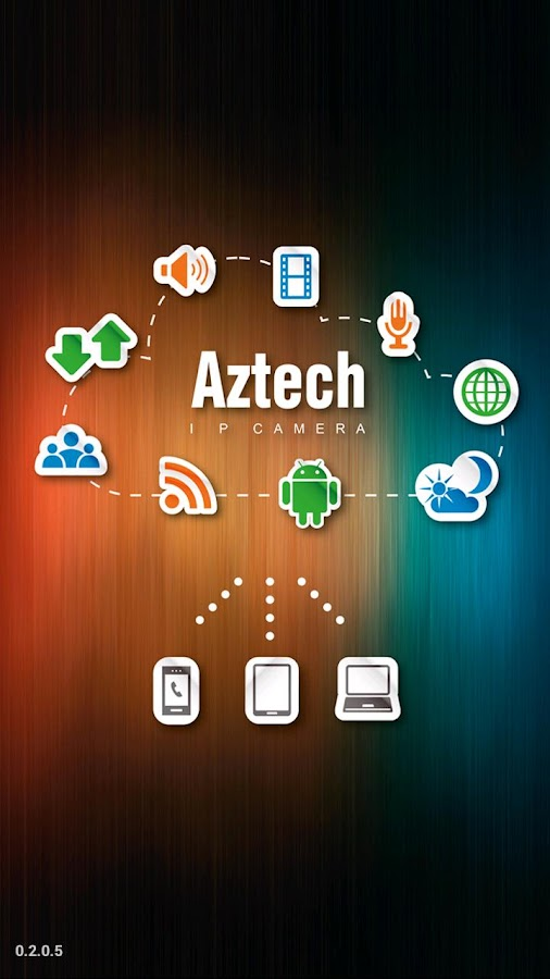 Aztech IP Cam- screenshot