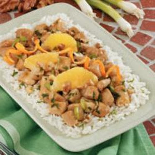 Citrus Chicken Stir-Fry