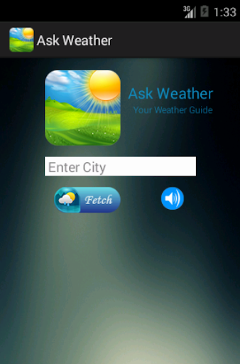 Ask Weather