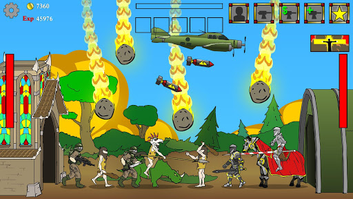 Age of War Screenshot