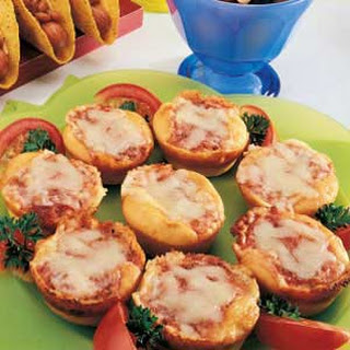 Lunch Box Pizzas.