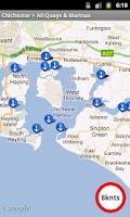Screenshot of Harbours, Marinas & Quays UK