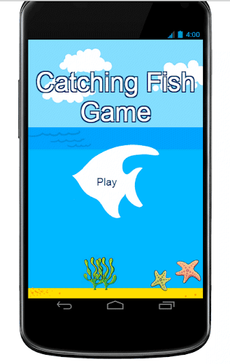 Catching Fish Game For Kids