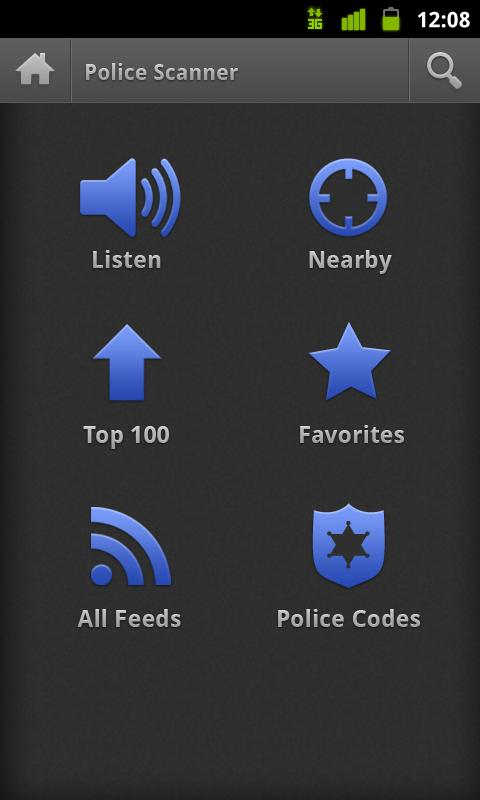 Police Scanner - Revenue & Download estimates - Google Play