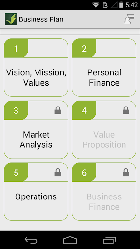 Centro Business Planning Tool