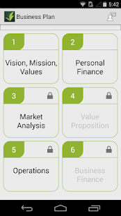 Centro Business Planning Tool- screenshot thumbnail