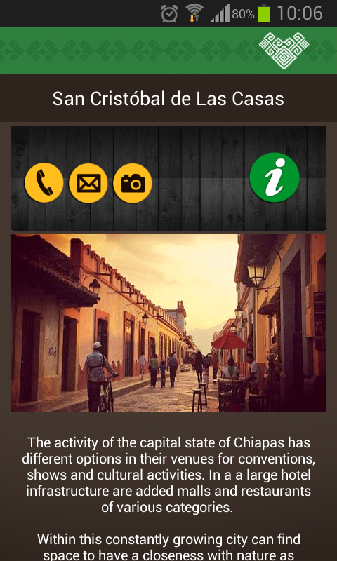 Chiapasiónate- screenshot