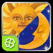 太陽と月の魔女カード占い