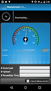 cnlab Speed Test - screenshot thumbnail