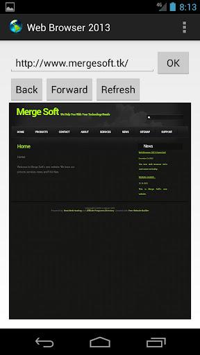 玩通訊App|Web Browser 2013免費|APP試玩