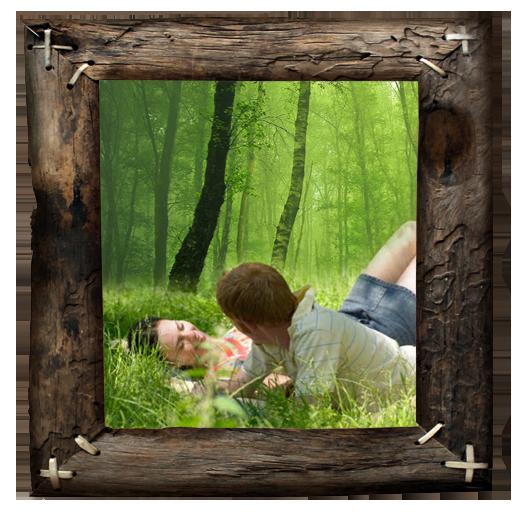 森林幀照片 LOGO-APP點子