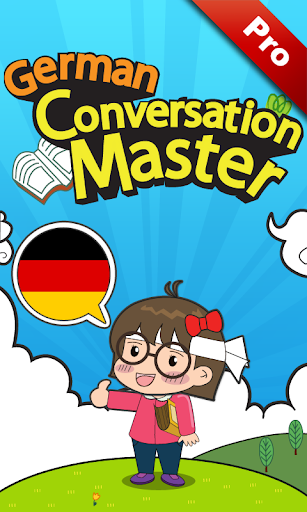 German Conversation MasterPRO