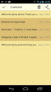 iNotes - Sync Note with iOS - screenshot thumbnail