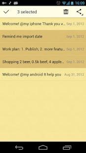 玩免費生產應用APP|下載iNotes - Sync Note with iOS app不用錢|硬是要APP