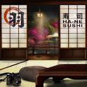 Ha-ne Sushi logo