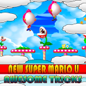 New Super Mario Bros U Cheats icon