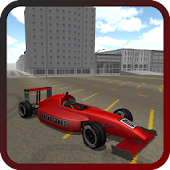 Fast Racing Car Simulator