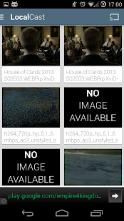 LocalCast Media 2 Chromecast - screenshot thumbnail