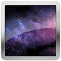 Space Compass Live Wallpaper icon