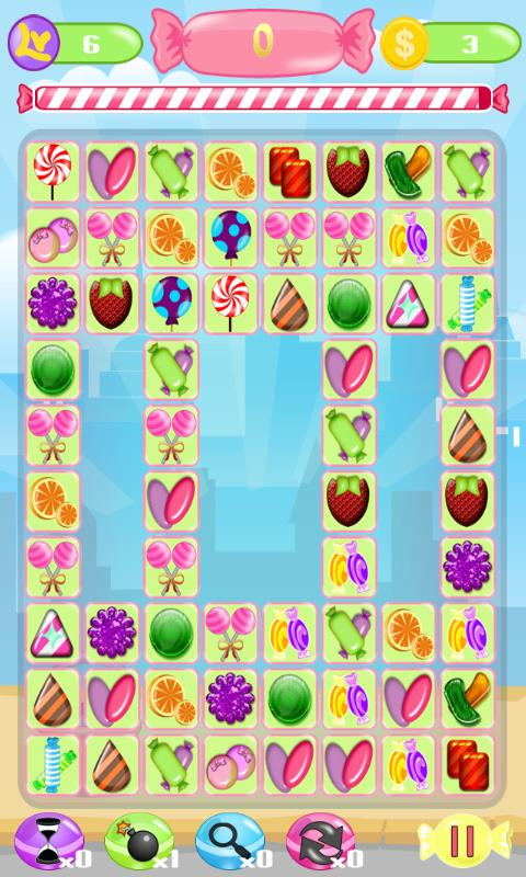Candy Link - screenshot