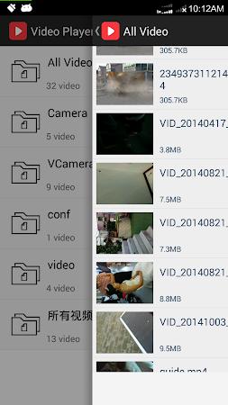 Video Player Perfect 6.4 screenshot 640109