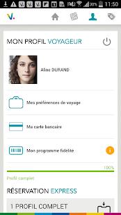 Voyages-SNCF - screenshot thumbnail