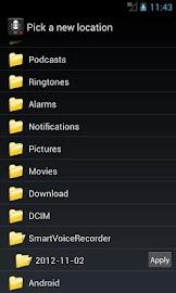 Smart Voice Recorder Screenshot 7