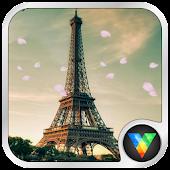 Pairs Eiffel Tower Locker LWP