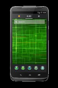 Tungsten Multi Theme (Green) - screenshot thumbnail