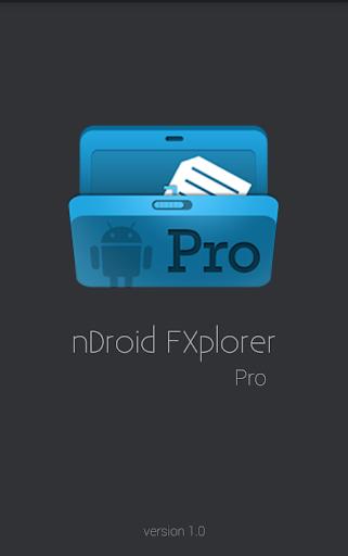 nDroid FXplorer Pro