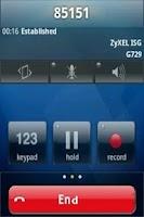 Screenshot of ZyXEL Reach