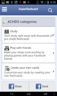 ACHDS Flashcards - screenshot thumbnail
