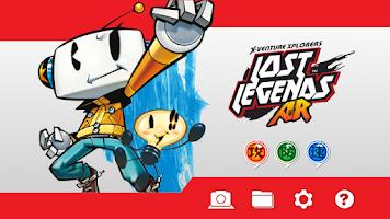 Screenshot of Lost Legends AR