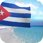 3d Cuba Flag with Anthem LW