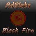 TSF Shell Theme Black Fire HD