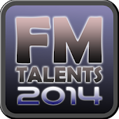 Football Manager 2014 Talents