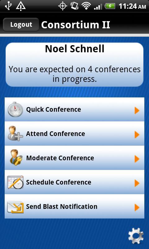 Consortium II- screenshot