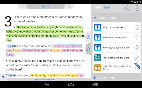 Message Bible - screenshot thumbnail
