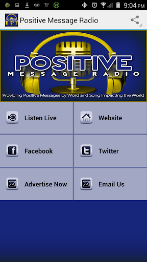 Positive Message Radio