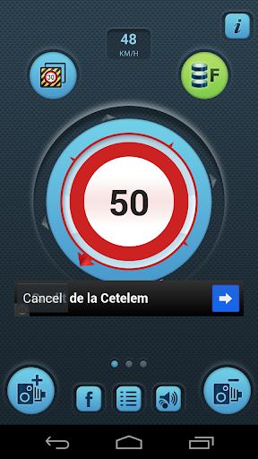 iSpeedCam Speed Camera Alert