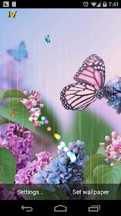 春天繽紛花朵壁紙